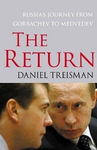 the return russia journey