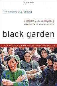 Black Garden-de Waal